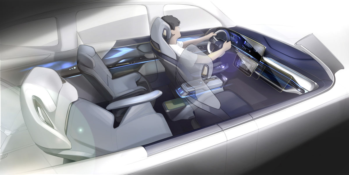 Yanfeng Automotive Interiors XiM21