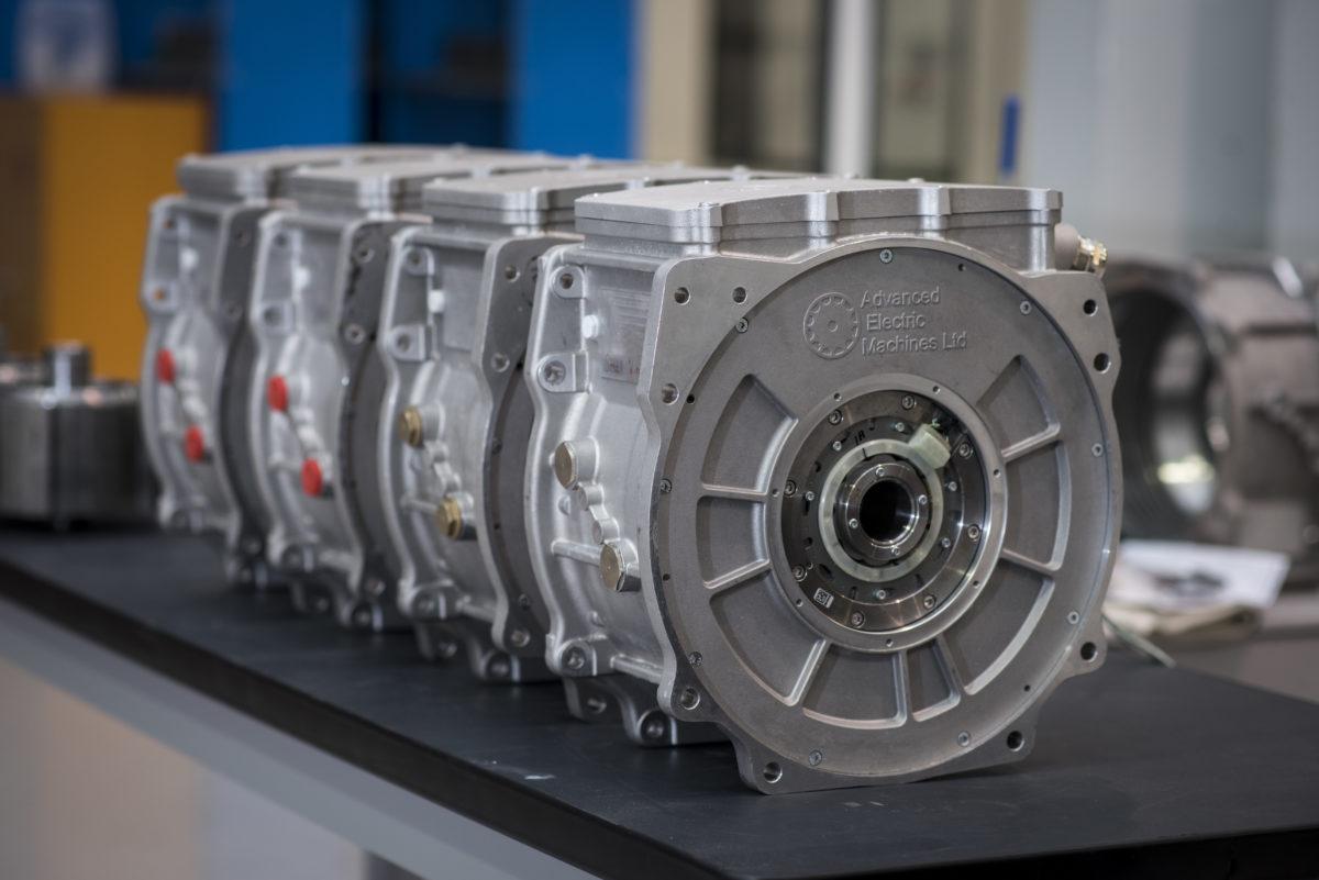 AEM EV motors