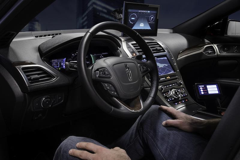 BlackBerry QNX in Lincoln cockpit