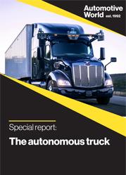 Special report: The autonomous truck