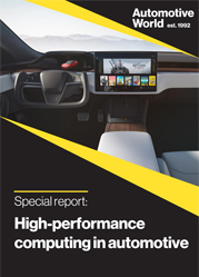 Special report: High-performance computing in automotive