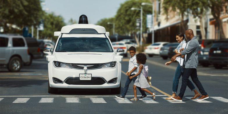 Autonomous vehicle infrastructure