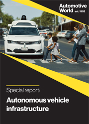 Special report: Autonomous vehicle infrastructure
