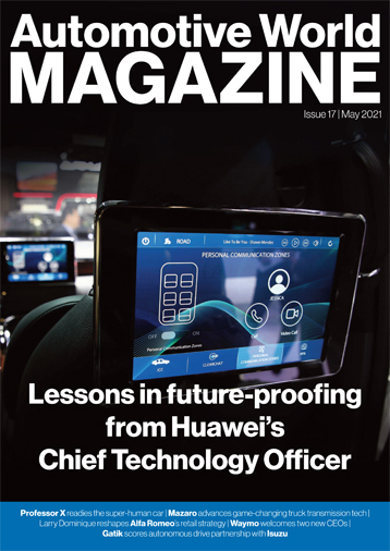 Automotive World Magazine – May 2021