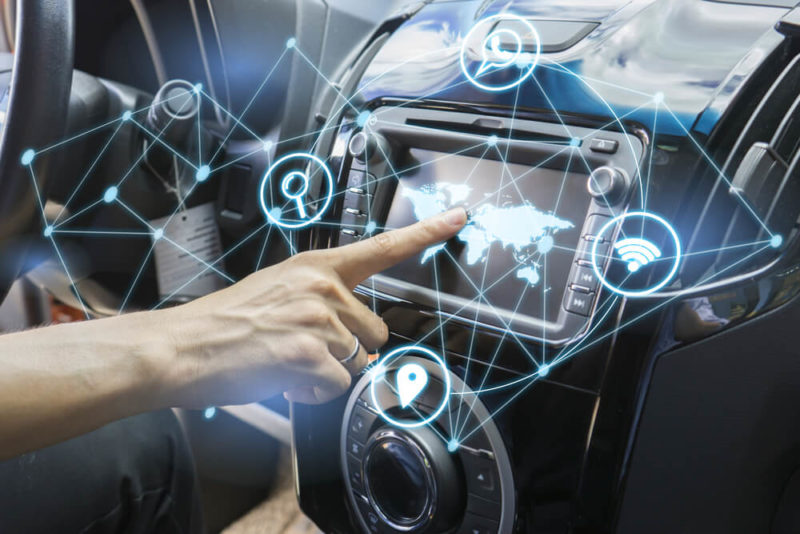 Tata Communications connected car