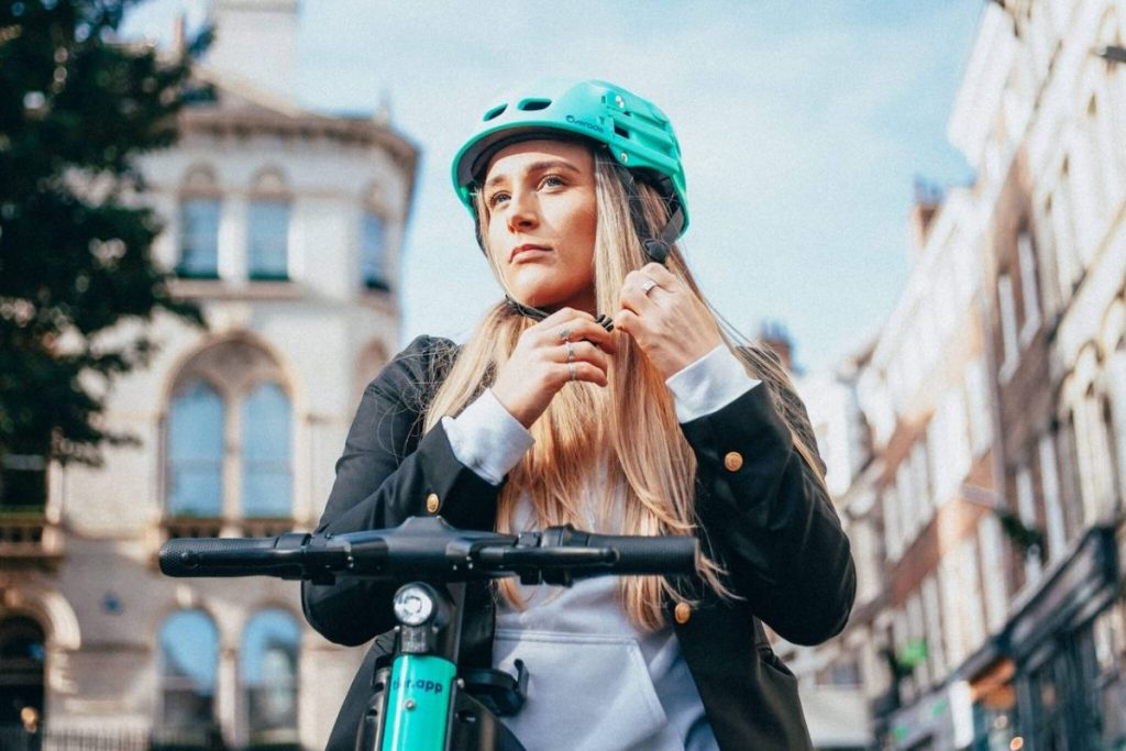 Tier is one of three providers involved in London's extensive e-scooter trial
