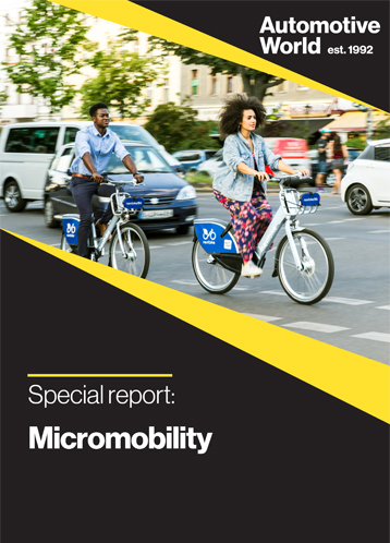 Special report: Micromobility