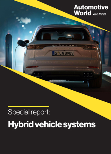 Special report: Hybrid vehicle systems