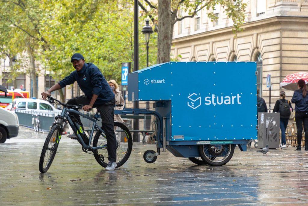 Stuart DPD last-mile delivery