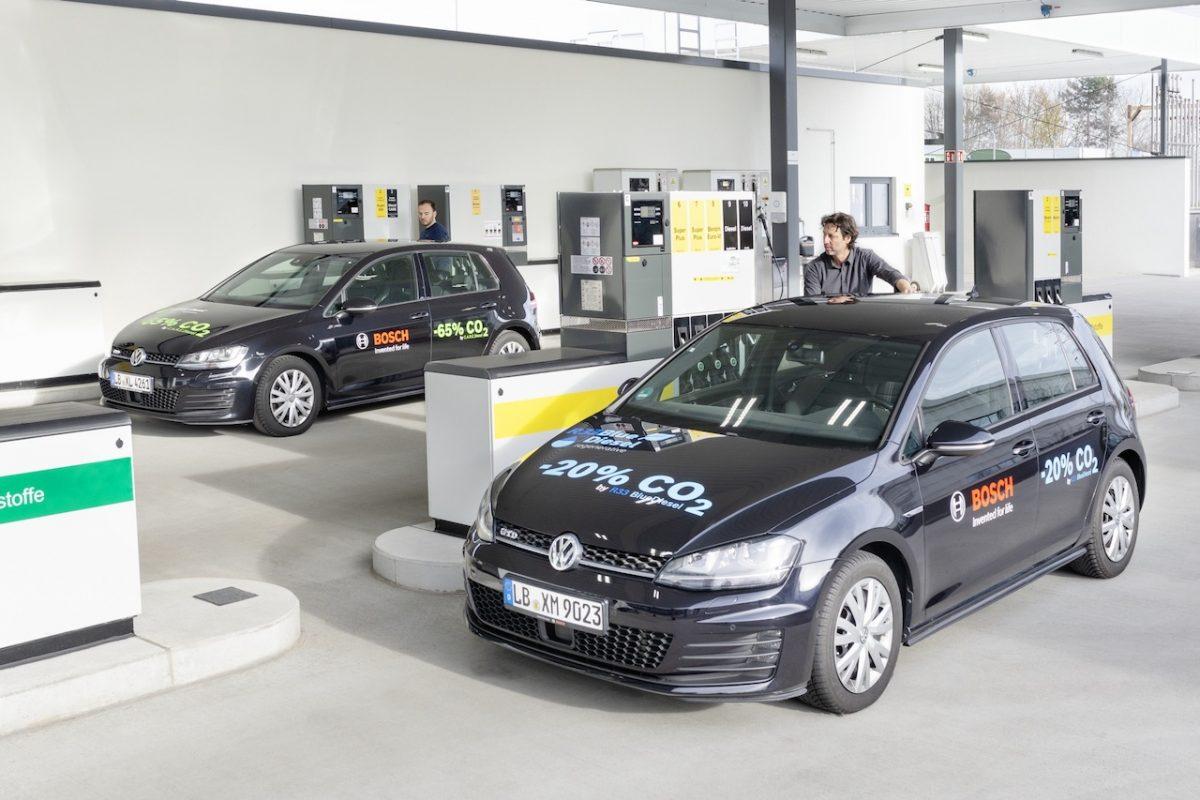 Bosch renewable gasoline