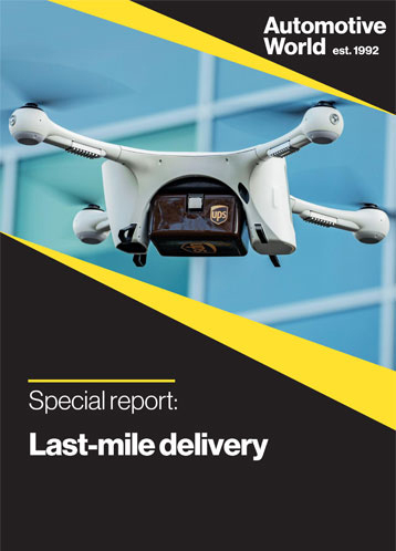 Special report: Last-mile delivery
