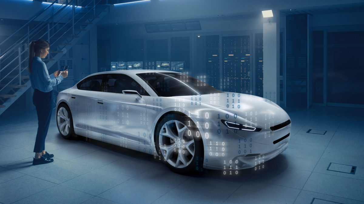 Bosch software defined car