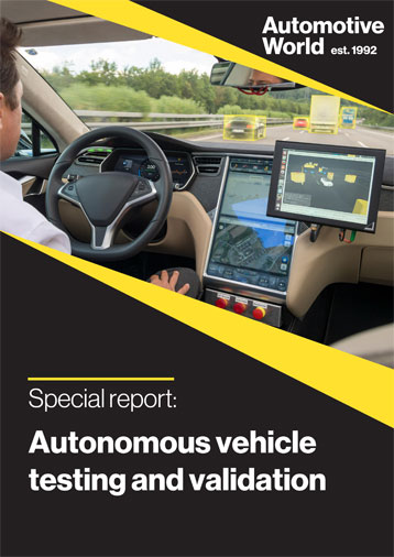 Special report: Autonomous vehicle testing and validation