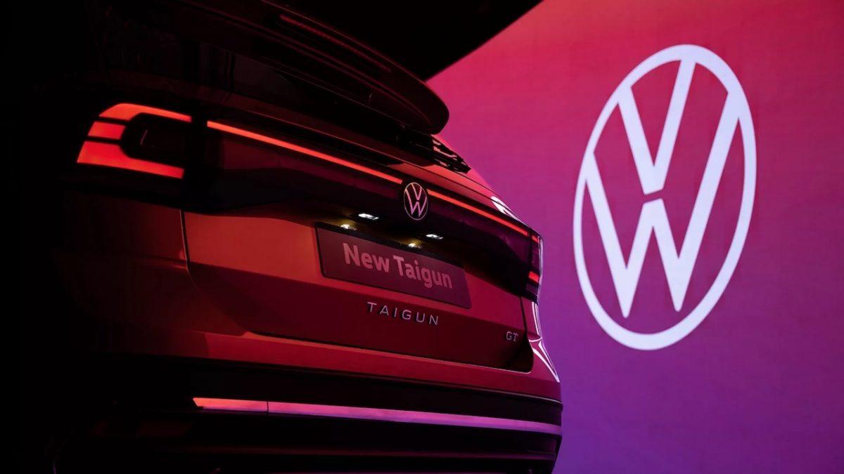 Volkswagen Taigun India