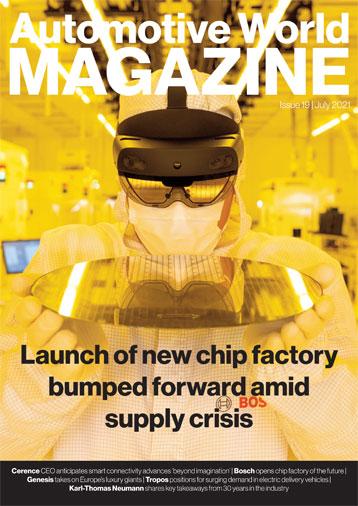 Automotive World Magazine – July 2021