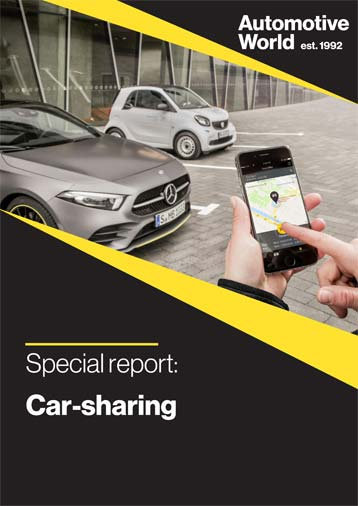 Special report: Car-sharing