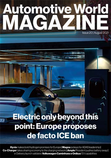 Automotive World Magazine – August 2021