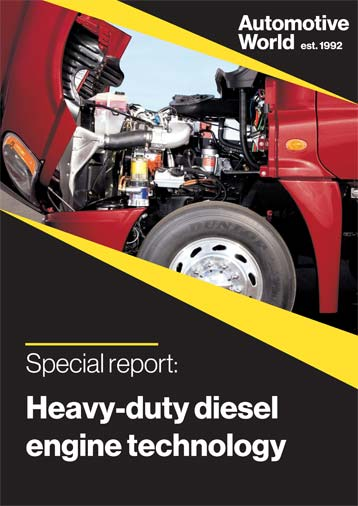 Special report: Heavy-duty diesel engine technology