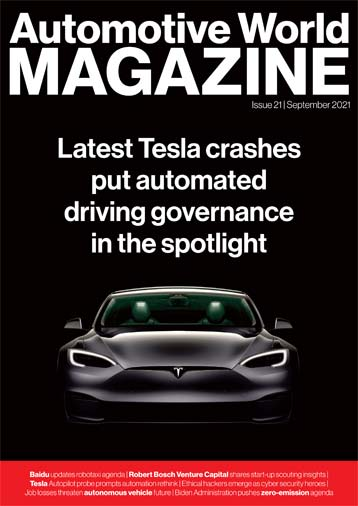 Automotive World Magazine – September 2021