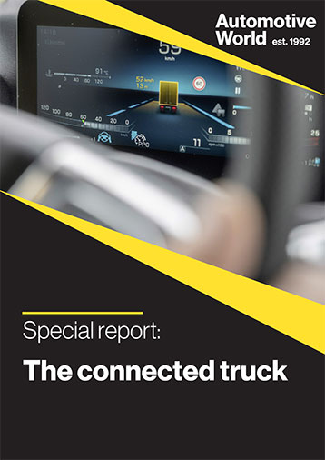 Special report: The connected truck
