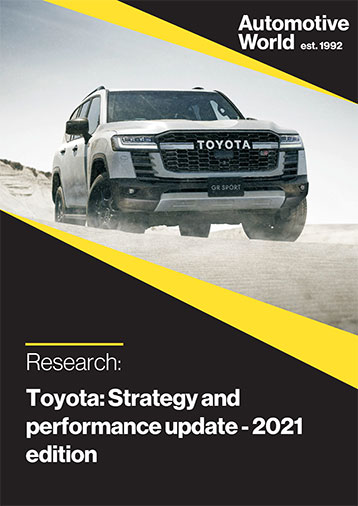 Toyota: Strategy and performance update – 2021 edition