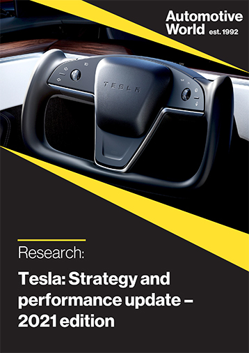 Tesla: Strategy and performance update – 2021 edition