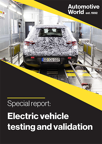 Special report: Electric vehicle testing and validation