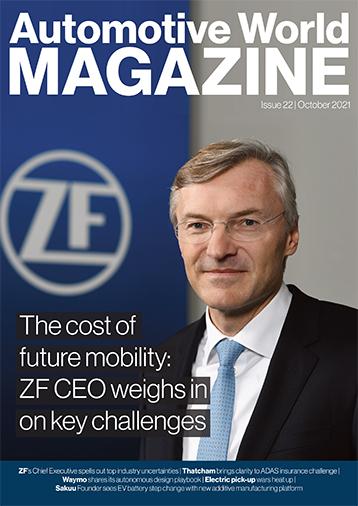 Automotive World Magazine – October 2021
